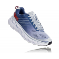 Plein Air / Moonlight Blue - HOKA ONE ONE - Women's Clifton 6 Wide