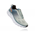 Lead / Sea Foam - HOKA ONE ONE - Women's Clifton 6