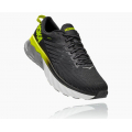 Black / Evening Primrose - HOKA ONE ONE - Men's Arahi 4