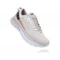 Nimbus Cloud / Lunar Rock - HOKA ONE ONE - Women's Arahi 4