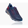 Dark Blue / High Risk Red - HOKA ONE ONE - Men's Challenger Atr 5