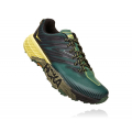 Myrtle / Limelight - HOKA ONE ONE - Men's Speedgoat 4
