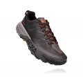 Dark Gull Grey / Anthracite - HOKA ONE ONE - Men's Speedgoat 4