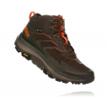 Black Olive/ Orange - HOKA ONE ONE - Men's Toa Gtx