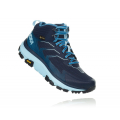 Black Iris / Aquamarine - HOKA ONE ONE - Women's Toa Gtx