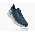Moonlit Ocean / Anthracite - HOKA ONE ONE - Men's Clifton 7