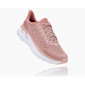 Misty Rose / Cameo Brown - HOKA ONE ONE - Women's Clifton 7