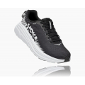 Black / White - HOKA ONE ONE - Women's Rincon 2