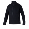 Black - Ibex - Men's Scout Jura Full Zip
