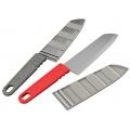 Gray - MSR - Alpine Chef's Knife