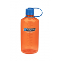 Orange  w/Blue Loop-Top Closure - Nalgene - 32 oz Narrow Mouth