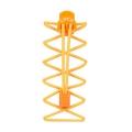Neon Orange - Nathan - Lock Laces