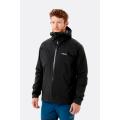 Black - Rab - Men's Downpour Plus 2.0 Jacket