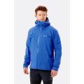 Polar Blue - Rab - Men's Downpour Plus 2.0 Jacket