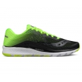 Black/Citron - Saucony - Men's Kinvara 8