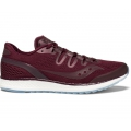 Burgundy - Saucony - Men's Freedom ISO