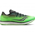 Slime/Black - Saucony - Men's Freedom ISO