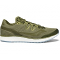 Olive - Saucony - Men's Freedom ISO