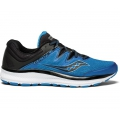 Blu/Blk - Saucony - Men's Guide ISO