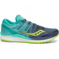 Gray/Teal - Saucony - Women's Freedom ISO 2