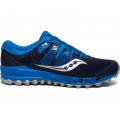 BLU/NVY - Saucony - PEREGRINE ISO