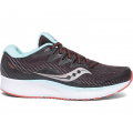 Brown/Coral - Saucony - Women's Ride ISO 2