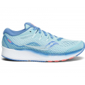 Blue/Coral - Saucony - Women's Ride ISO 2