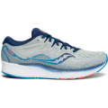 Gray/Blue - Saucony - Men's Ride ISO 2