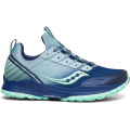 Blue/Navy - Saucony - Women's Mad River TR 2