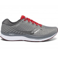 Alloy/Red - Saucony - Men's Guide 13