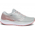 Sky Grey/Coral - Saucony - Women's Guide 13