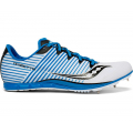 White/Blue - Saucony - Men's Vendetta 2