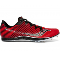 Red/Black - Saucony - Men's Vendetta 2