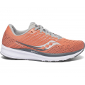 Coral/Alloy - Saucony - Women's Ride 13