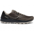Gravel/Black - Saucony - Men's Peregrine 11