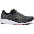 Charcoal/Rose - Saucony - Women's Guide 14