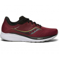 Mulberry/Lime - Saucony - Men's Guide 14