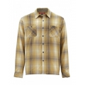 Hickory Plaid - Simms - Black's Ford LS Flannel Shirt