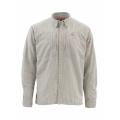 Dark Slate Plaid - Simms - BugStopper LS Shirt