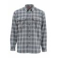 Dark Moon Plaid - Simms - ColdWeather LS Shirt