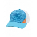 Capri - Simms - Five Panel Trucker