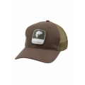 Saddle - Simms - Patch Trucker Cap