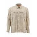 Sandstone Plaid - Simms - Stone Cold LS Shirt
