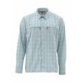 Celadon Plaid - Simms - Stone Cold LS Shirt