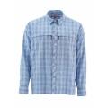 Harbor Blue Plaid - Simms - Stone Cold LS Shirt