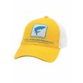 Bright Yellow - Simms - Tarpon Trucker Cap