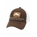 Bark - Simms - Trout Trucker Cap