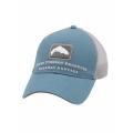 Blue Stream - Simms - Trout Trucker Cap