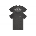Charcoal Heather - Simms - 100 Proof T-Shirt