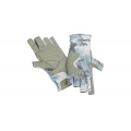 Hex Flo Camo Grey Blue - Simms - Solarflex Guide Glove